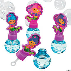 Mermaid Bubble Bottles