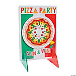 Pizza Spinner Game