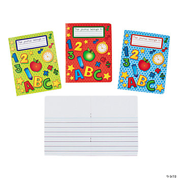 Draw And Write Blank Journals