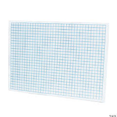 Grid Dry Erase Boards