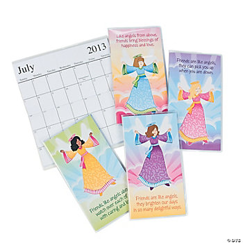 2013 - 2014 Angels Pocket Planners