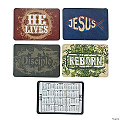 2013 Power Of Praise Wallet Cards