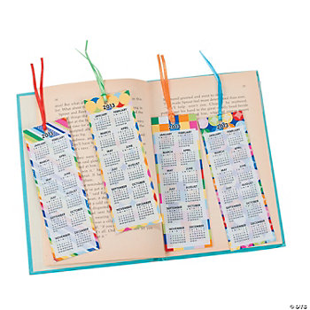 2013 Everyday Calendar Bookmarks