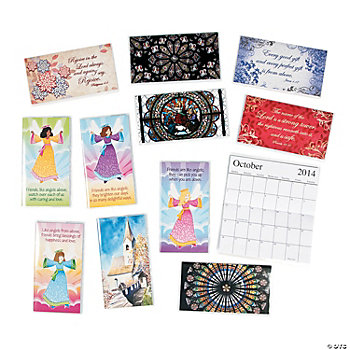 2013 - 2014 Religious Pocket Planner Assortment