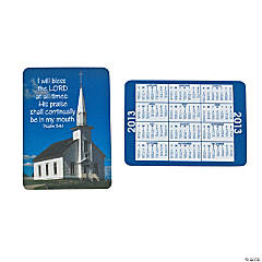 2013 Bless The Lord Wallet Cards