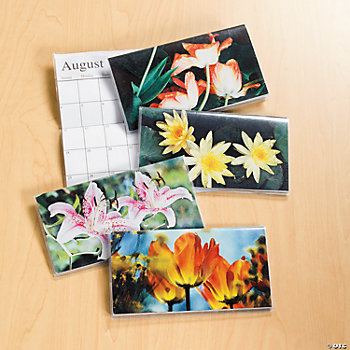 2013 - 2014 Delicate Flower Pocket Planners