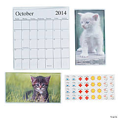 2013 - 2014 Kitties Pocket Planners
