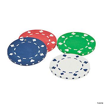 Trade poker chips