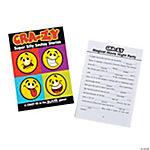 """Cra-Zy"" Story Activity Books"
