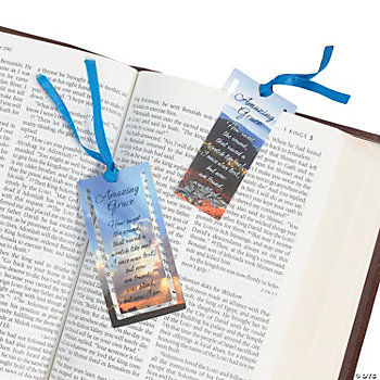 """Amazing Grace"" Bookmarks"