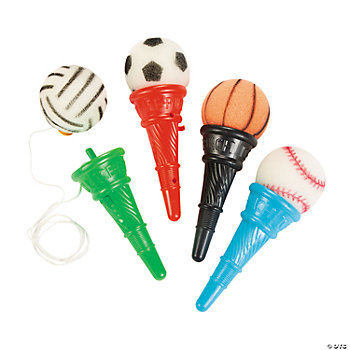 Sports Ice Cream Shooter Guns