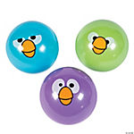 Mini Crazy Bird Playground Balls