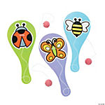 Bug Buddies Paddleball Games