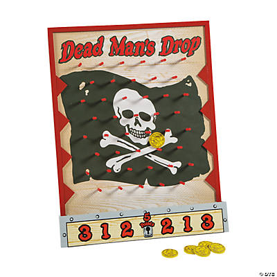Dead Man's Drop Disk Game