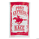 Pony Express Race Potato Sacks