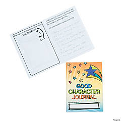 """Good Character"" Activity Journals"