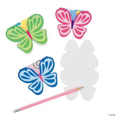 Butterfly Notepads