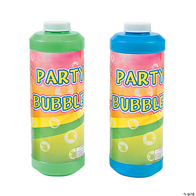 Bubble Bottles 32 oz.