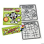 Sports Activity Books