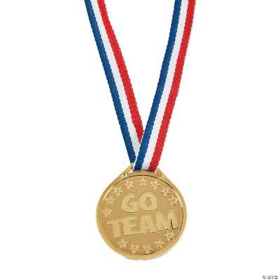 Teamwork Medals