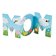Paper Mother's Day Sticker Cards