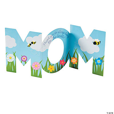 Mother's Day Sticker Cards