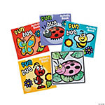 Spring Fun & Games Activity Books