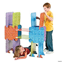 Giant Fantastic Building Blocks