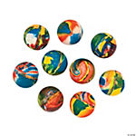 Swirl Mini Bouncing Balls