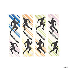 "Running ""Participant"" Ribbons"