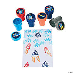 Make-A-Spaceship Stampers