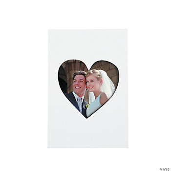 Heart Magnetic Photo Frames