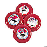 Personalized Carnival Flying Disks