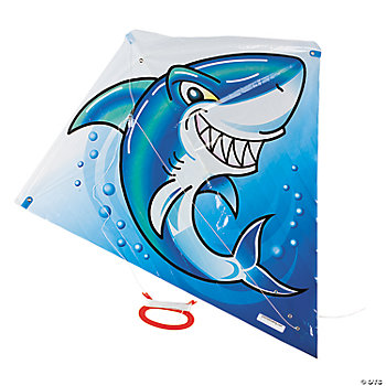 Shark Attack Kites