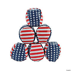 Stars And Stripes Kick Balls