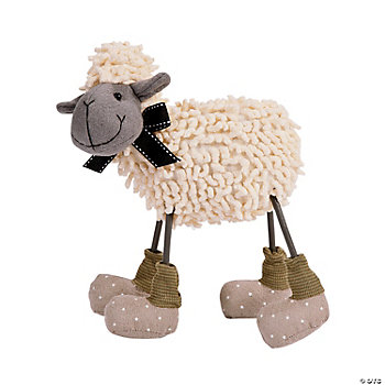 Large Sheep Tabletop Décor