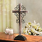 Decorative Tabletop Cross