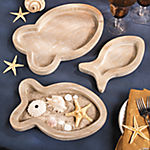 Fish-Shaped Trays