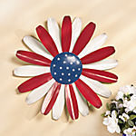 Patriotic Wall Flower