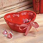 Valentine Heart-Shaped Bowl