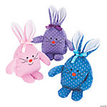 Plush Polka Dot Bunnies