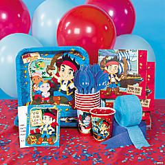 Jake And The Neverland Pirates Basic Party Pack