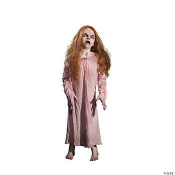 Life-Size Animated Creepy Cathy
