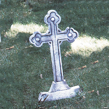 Cross Tombstone