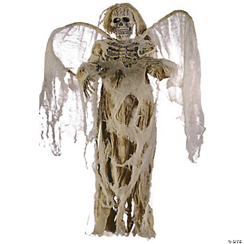 Ivory Hanging Angel Of Death Ivory