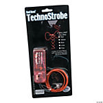 Cool Red Neon Strobe Wire