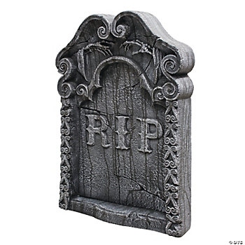 """Rest In Peace"" Tombstone"