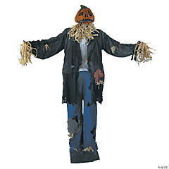 "Scarecrow Man Standing 60"" Decoration"