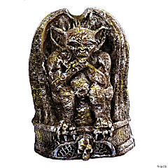 Plaque Gargoyle Standard Decoration