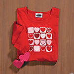 Heart Cluster XL T-Shirt